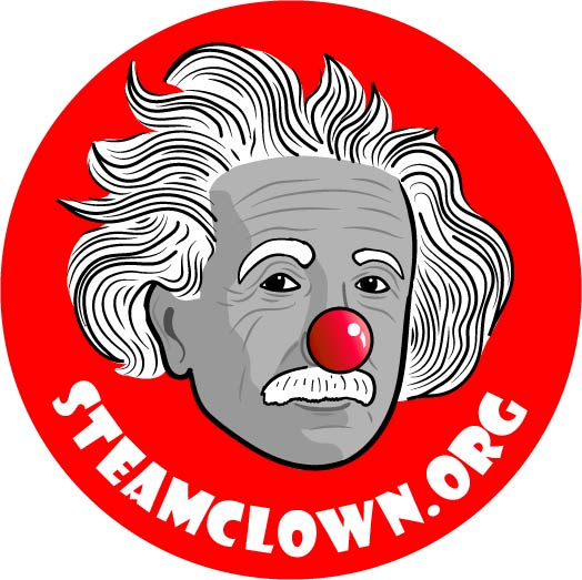 STEAM Clown